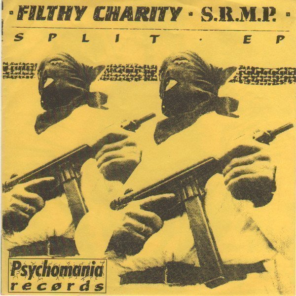 Filthy Charity - Split EP