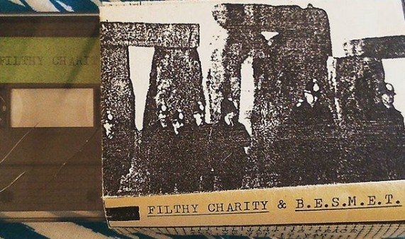 Filthy Charity - Split Tape