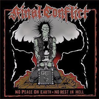 Final Conflict - No Peace On Earth - No Rest In Hell