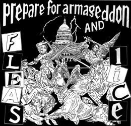 Fleas And Lice - Prepare For Armageddon