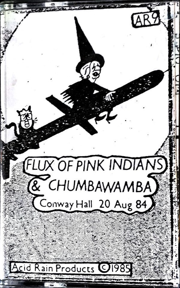 Flux Of Pink Indians - Conway Hall 20 Aug 84