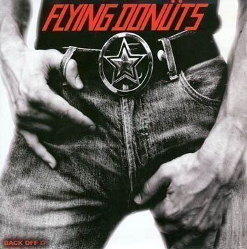 Flying Donuts - Back Off