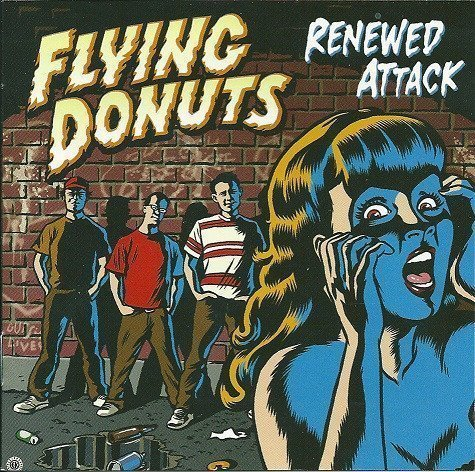 Flying Donuts - Renewed Attack
