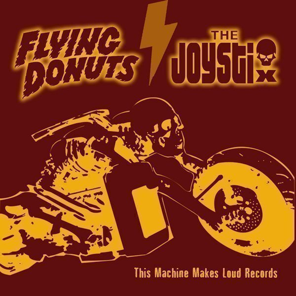 Flying Donuts - This Machine Makes Loud Records