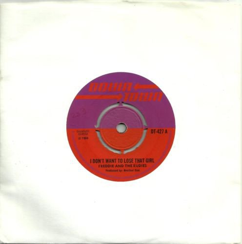 Freddie Notes And The Rudies - I Don