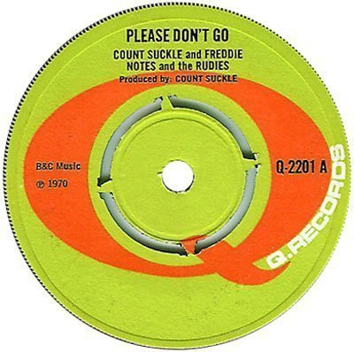 Freddie Notes And The Rudies - Please Don