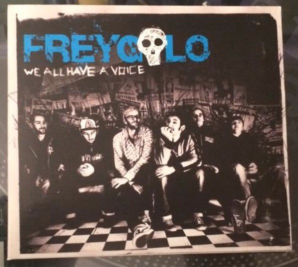 Freygolo - We All Have A Voice