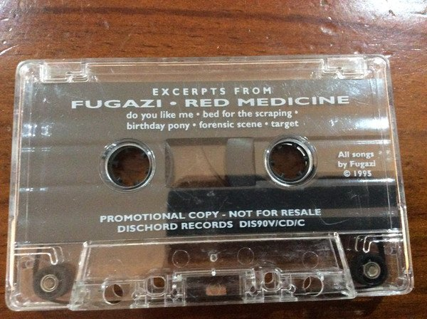 Fugazi - Excerpts From Red Medicine