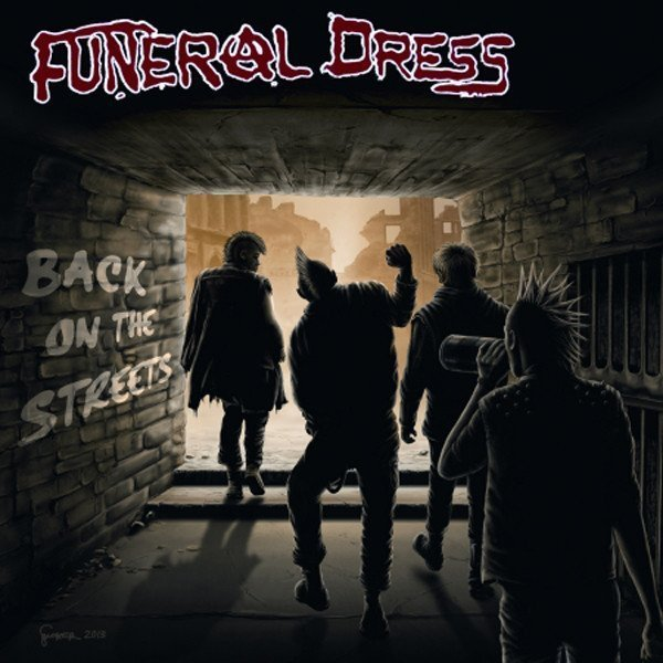 Funeral Dress - Back On The Streets