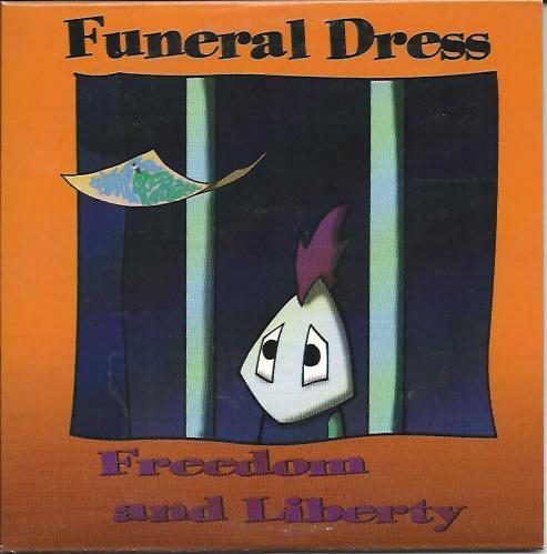 Funeral Dress - Freedom And Liberty