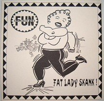 Gangster Fun - Fat Lady Skank !