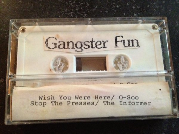Gangster Fun - Gangster Fun Early Demo Tape