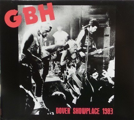 Gbh - Dover Showplace 1983