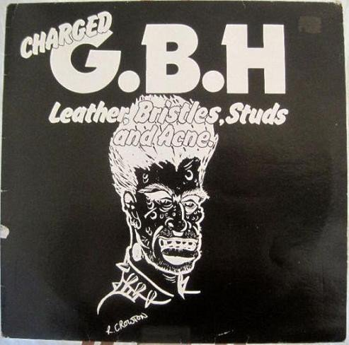 Gbh - Leather, Bristles, Studs And Acne.