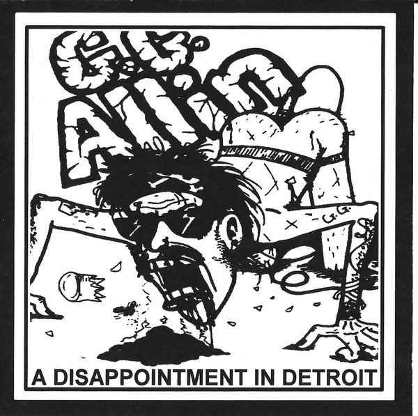 Gg Allin - A Disappointment In Detroit