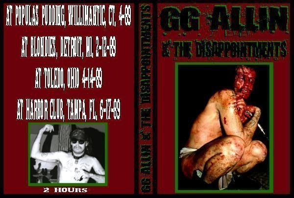 Gg Allin - GG Allin & The Disappointments