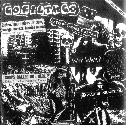 Go Filth Go - 5 Tracks Noise