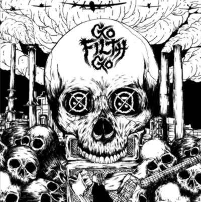 Go Filth Go - Untitled / D-Beat Inferno…