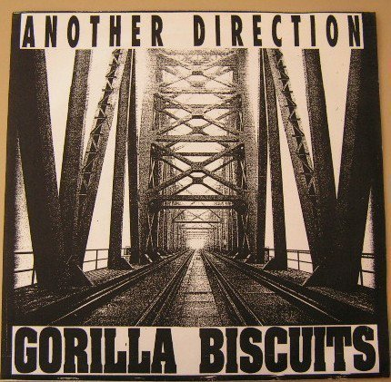 Gorilla Biscuits - Another Direction