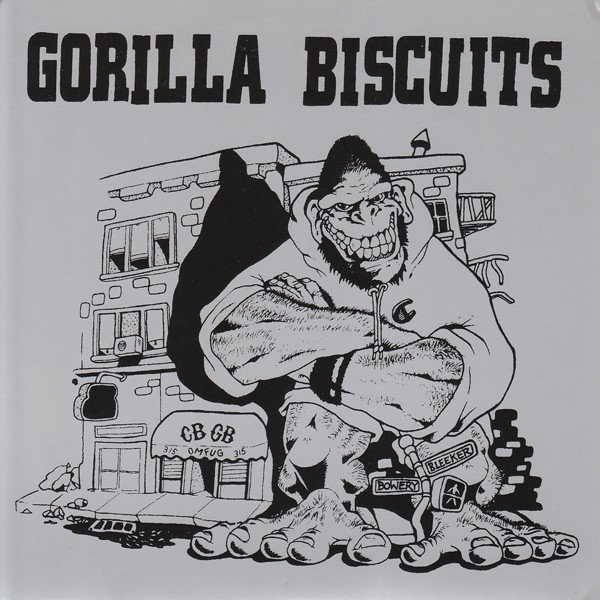 Gorrila Biscuits - At The Matinee