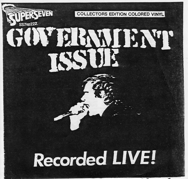 Government Issue - Video Soundtrack