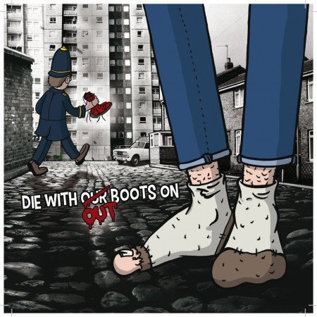 Grade 2 - Die With Out Boots On