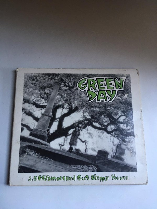 Green Day - 1.039/Smoothed Slappy Hours