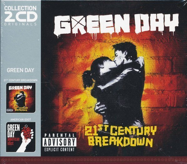 Green Day - 21st Century Breakdown / American Idiot