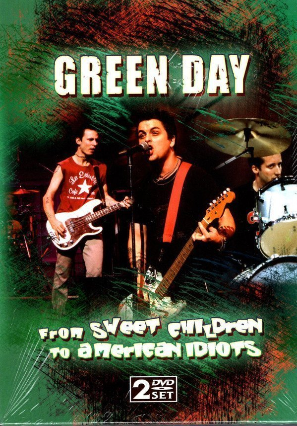 Green Day - From Sweet Children To American Idiot