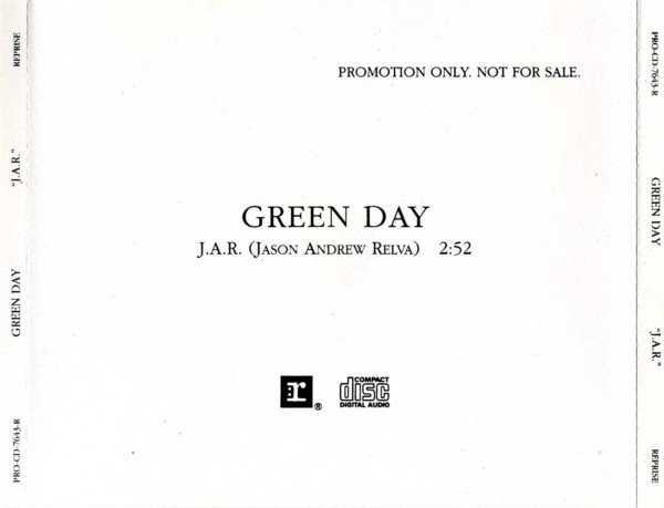 Green Day - J.A.R. (Jason Andrew Relva)