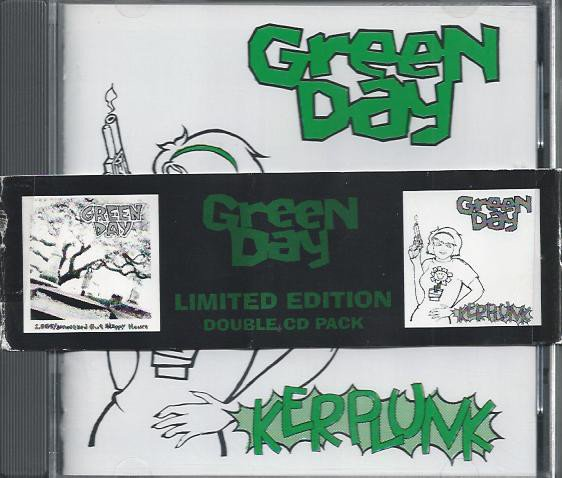 Green Day - Kerplunk / 1,039/Smoothed Out Slappy Hours