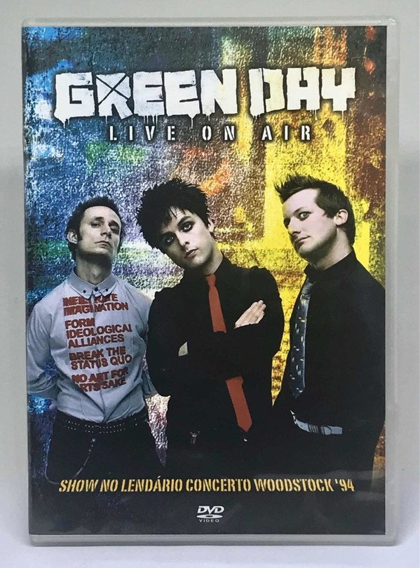 Green Day - Live On Air