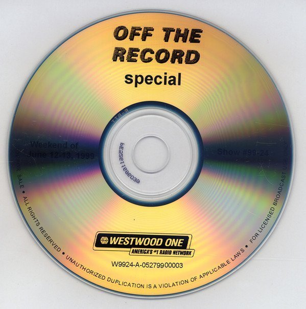 Green Day - Off The Record Special