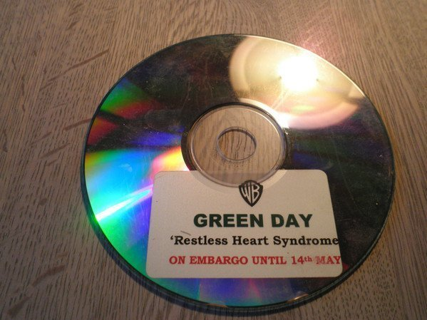 Green Day - Restless Heart Syndrome