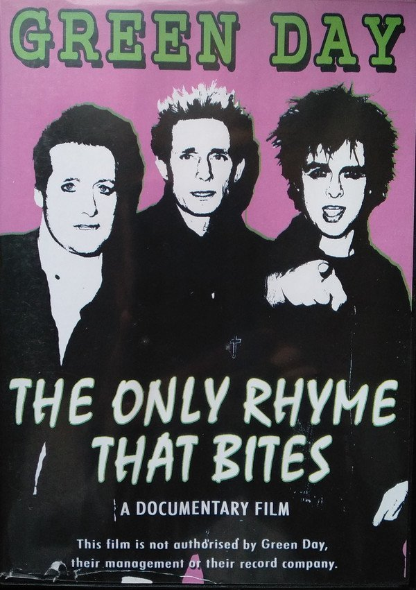 Green Day - The Only Rhyme That Bites