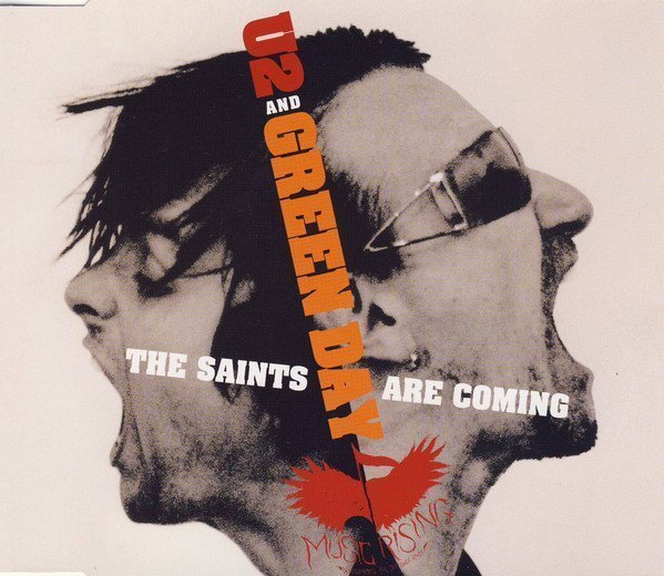 Green Day - The Saints Are Coming