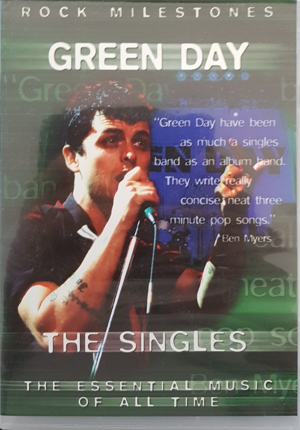 Green Day - The Singles