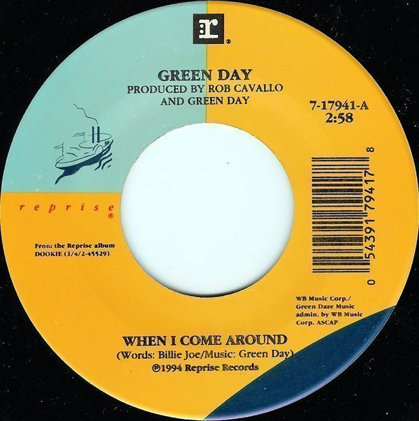 Green Day - When I Come Around / Basket Case