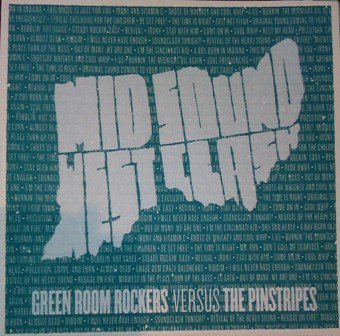 Green Room Rockers - Midwest Soundclash