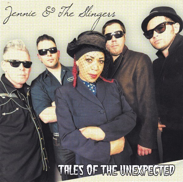 Guitar Slingers - Tales Of The Unexpected