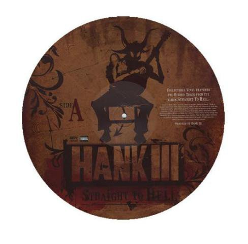"Hank Williams Iii - The Hidden Track From The Album ""Straight To Hell"""