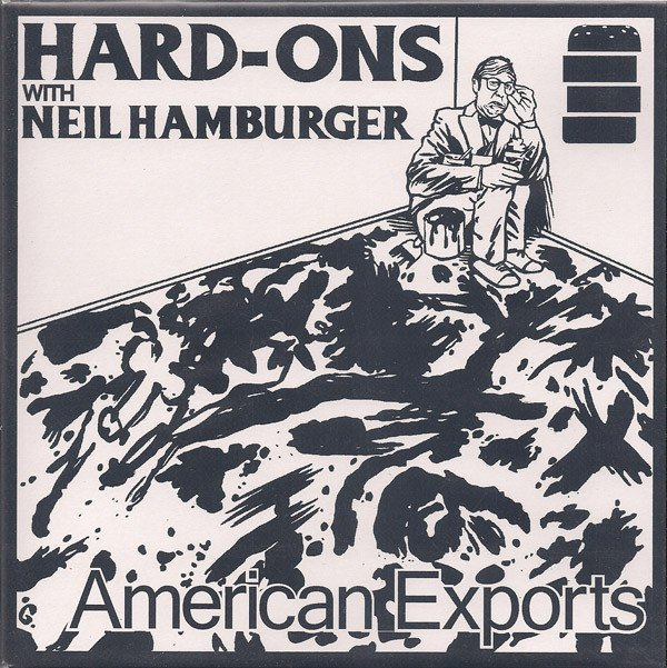 Hard ons - American Exports