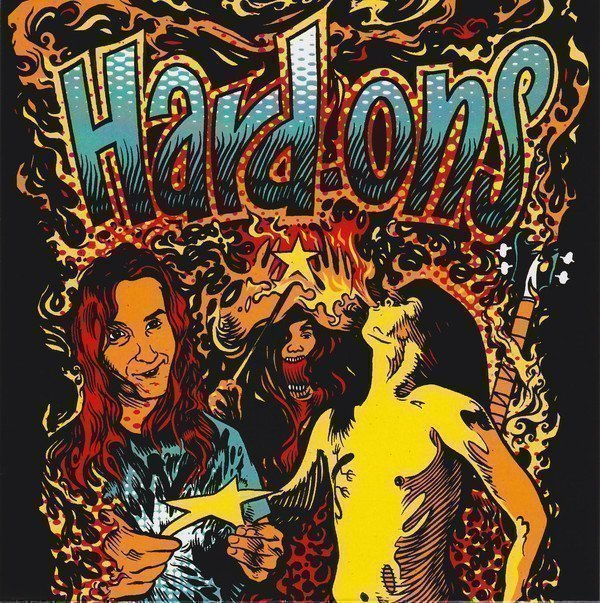 Hard ons - Harder And Harder