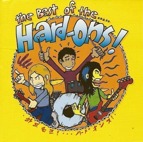 Hard ons - The Best Of.....