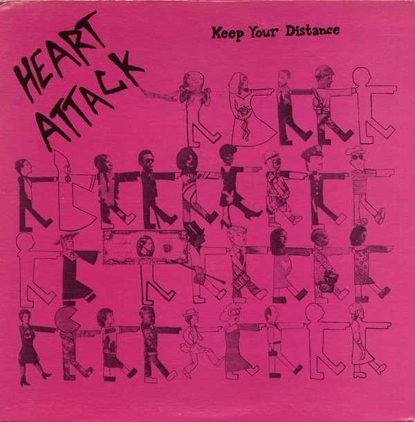 Heart Attack - Keep Your Distance