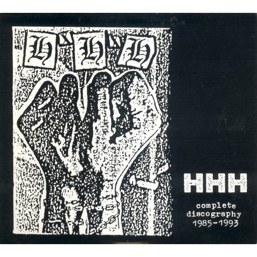 Hhh - Complete Discography 1985-1993
