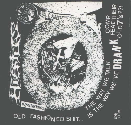 Hiatus - Old Fashioned Shit For Consumers