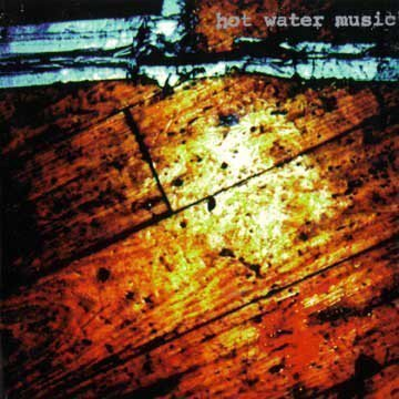 Hot Water Music - Live At The Hardback