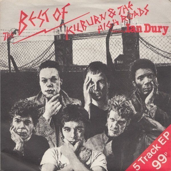 Ian Dury - The Best Of