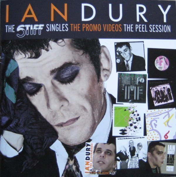 Ian Dury - The Stiff Singles / The Promo Videos / The Peel Session